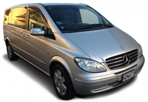 Mercedes people carrier