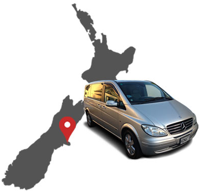 Chauffeur driven tours in Canterbury New Zealand